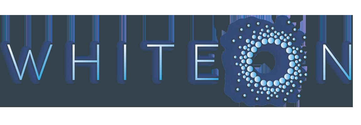 Whitening logo